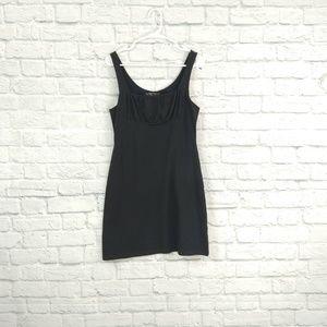 Victoria's Secret | Bratop Black Dress
